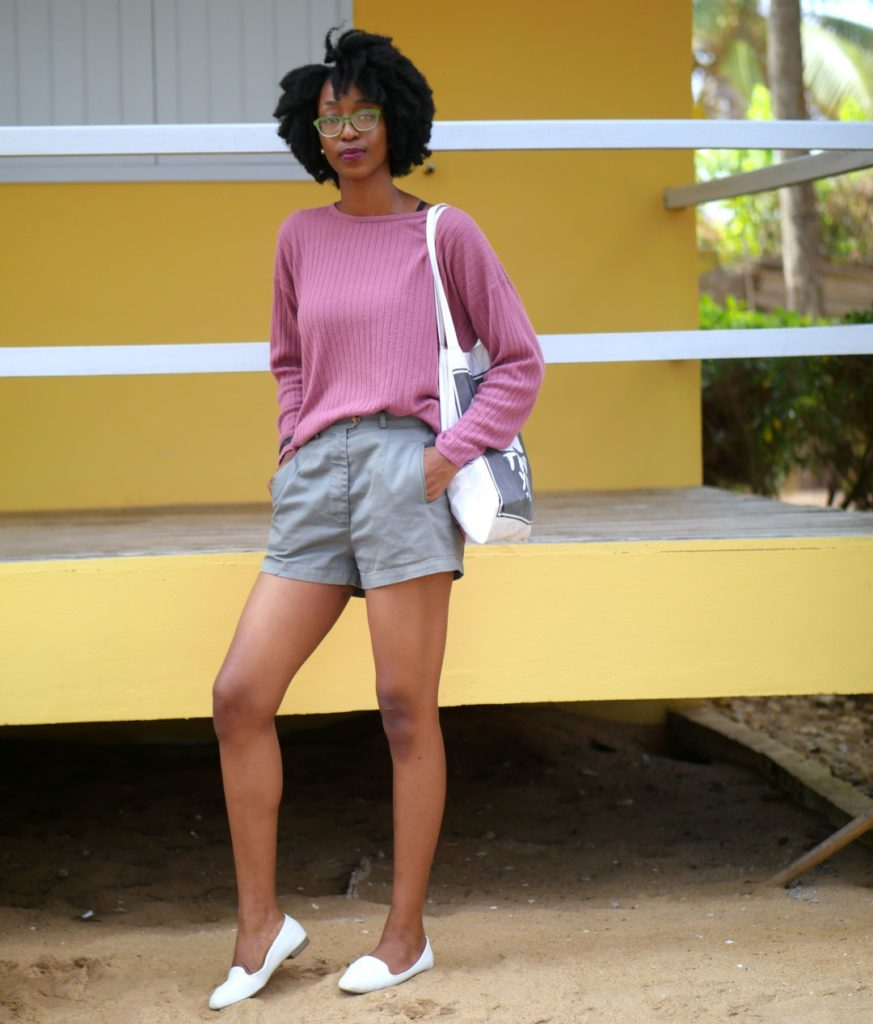 Outfit || Casual Vibes In Ouidah. - Cassie Daves