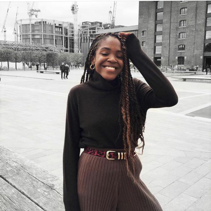 International Women's Day- Female blogger Shope Delano
