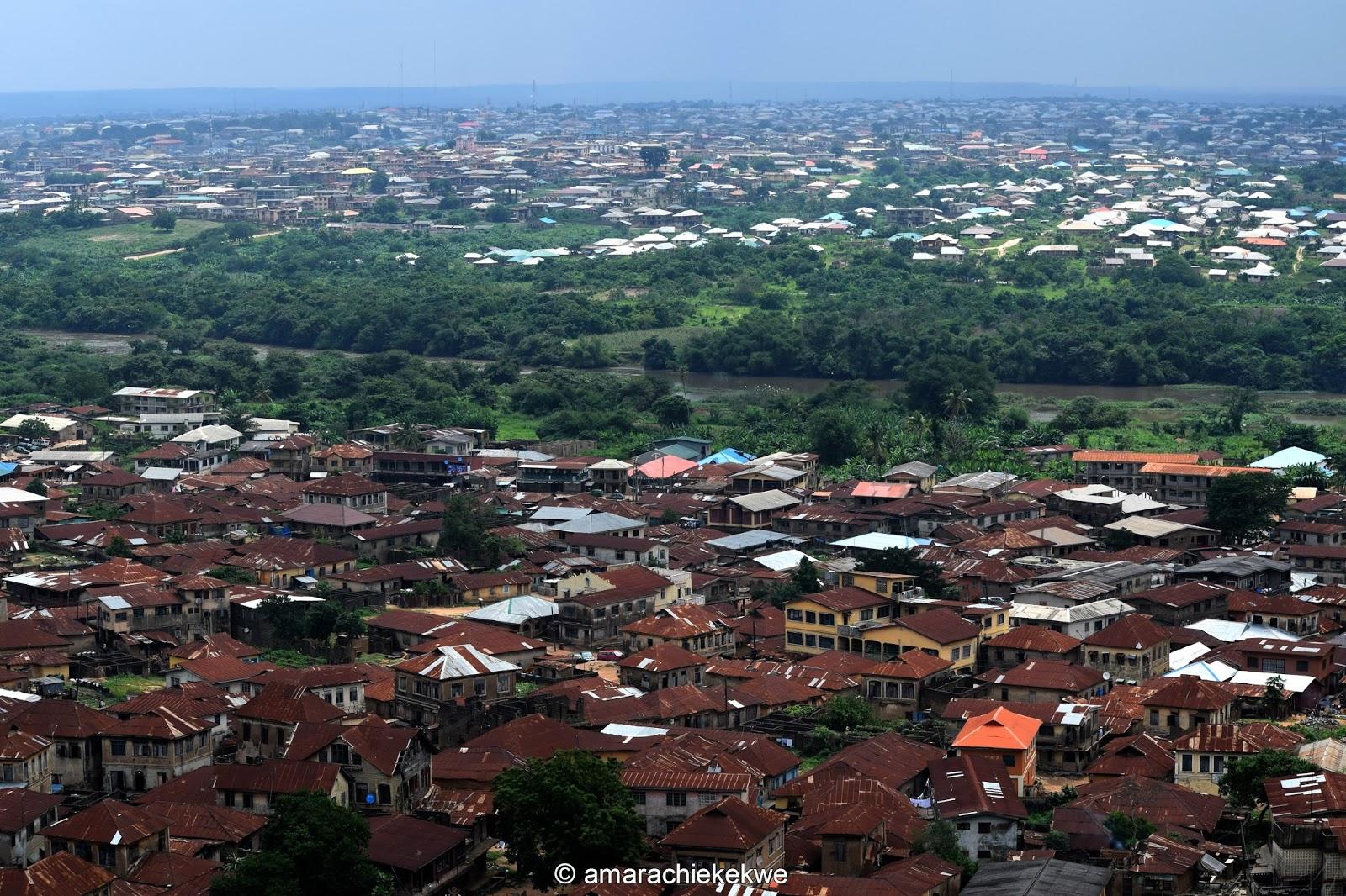 Places to visit in Nigeria -Abeokuta scenery