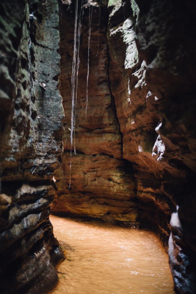 Awhum cave in Enugu