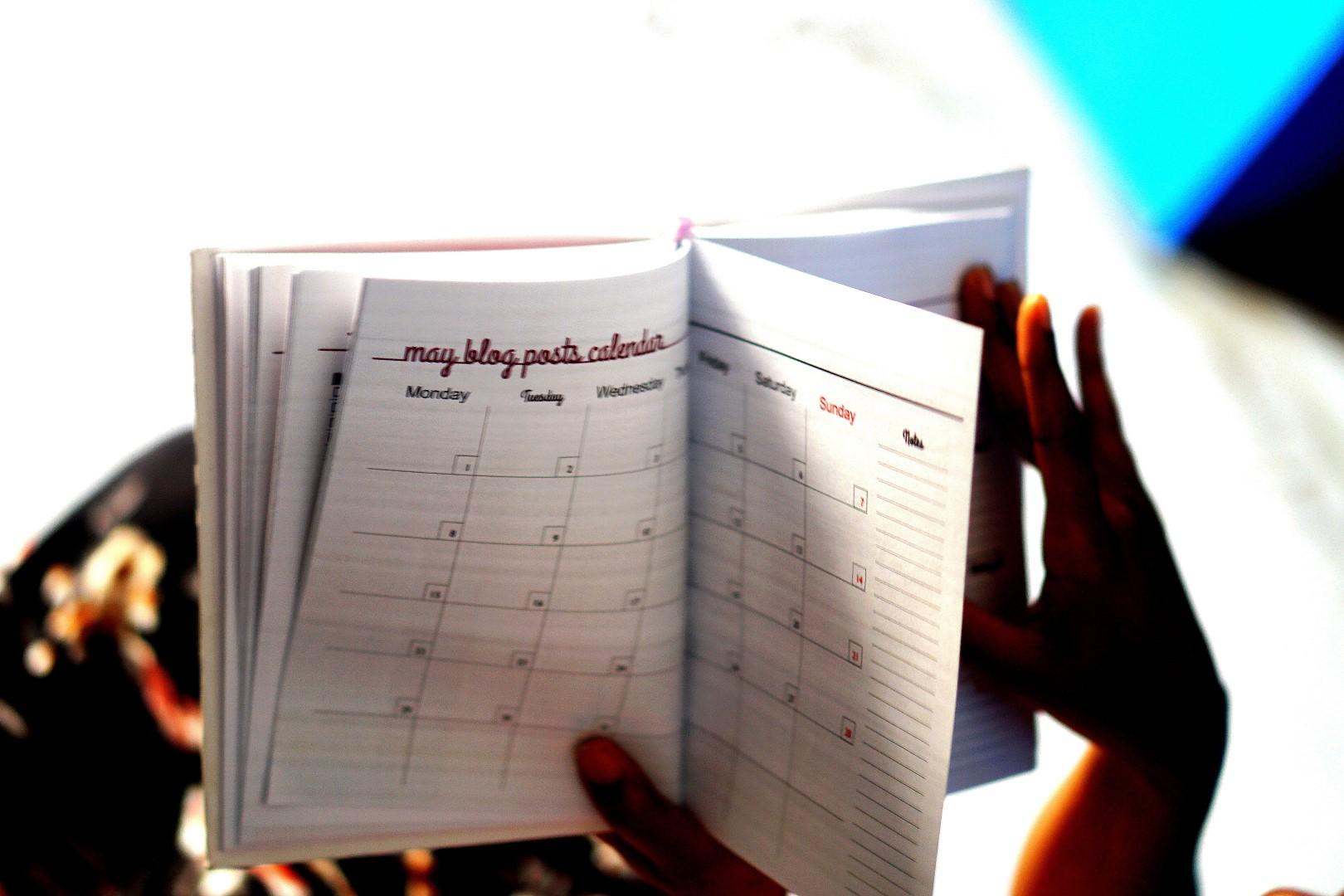 2017 cassie daves blog planner