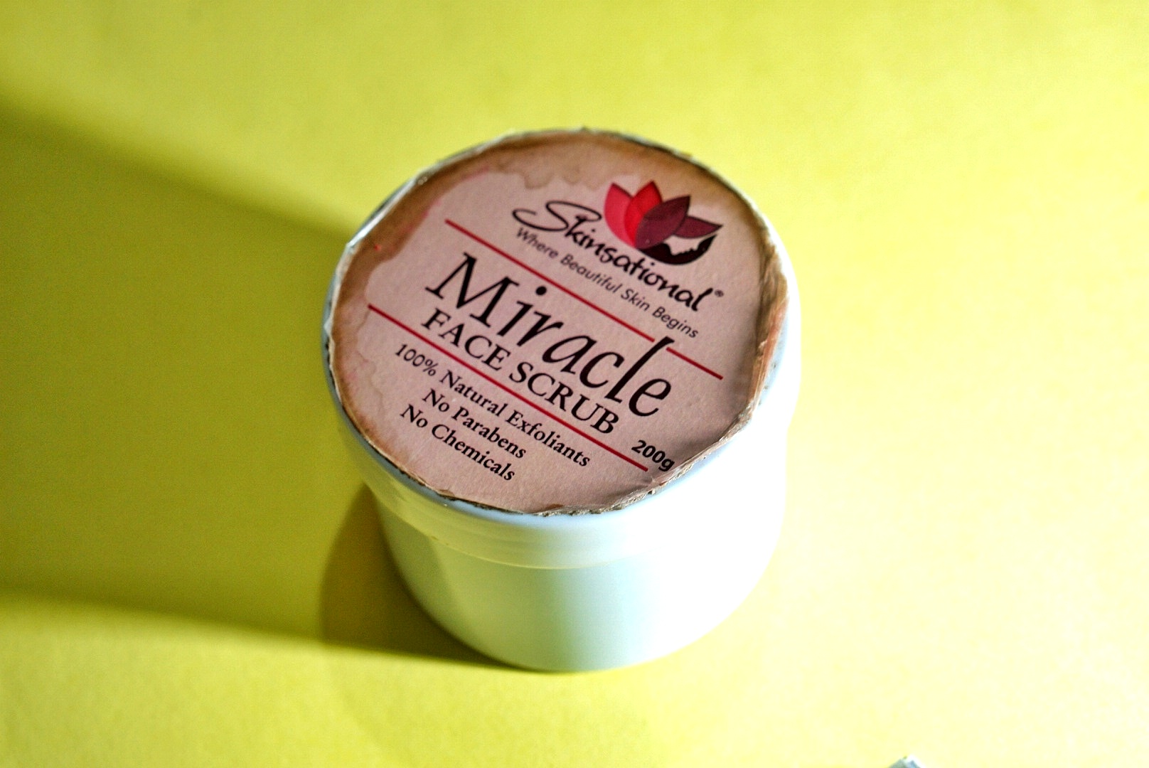 skinsational skincare nigeria miracle face soap for even skin tone and glow