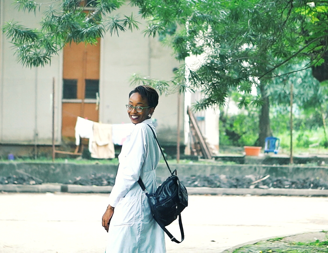 Housemanship in Nigeria - Nigerian medical doctor and blogger Cassie daves in LUTH