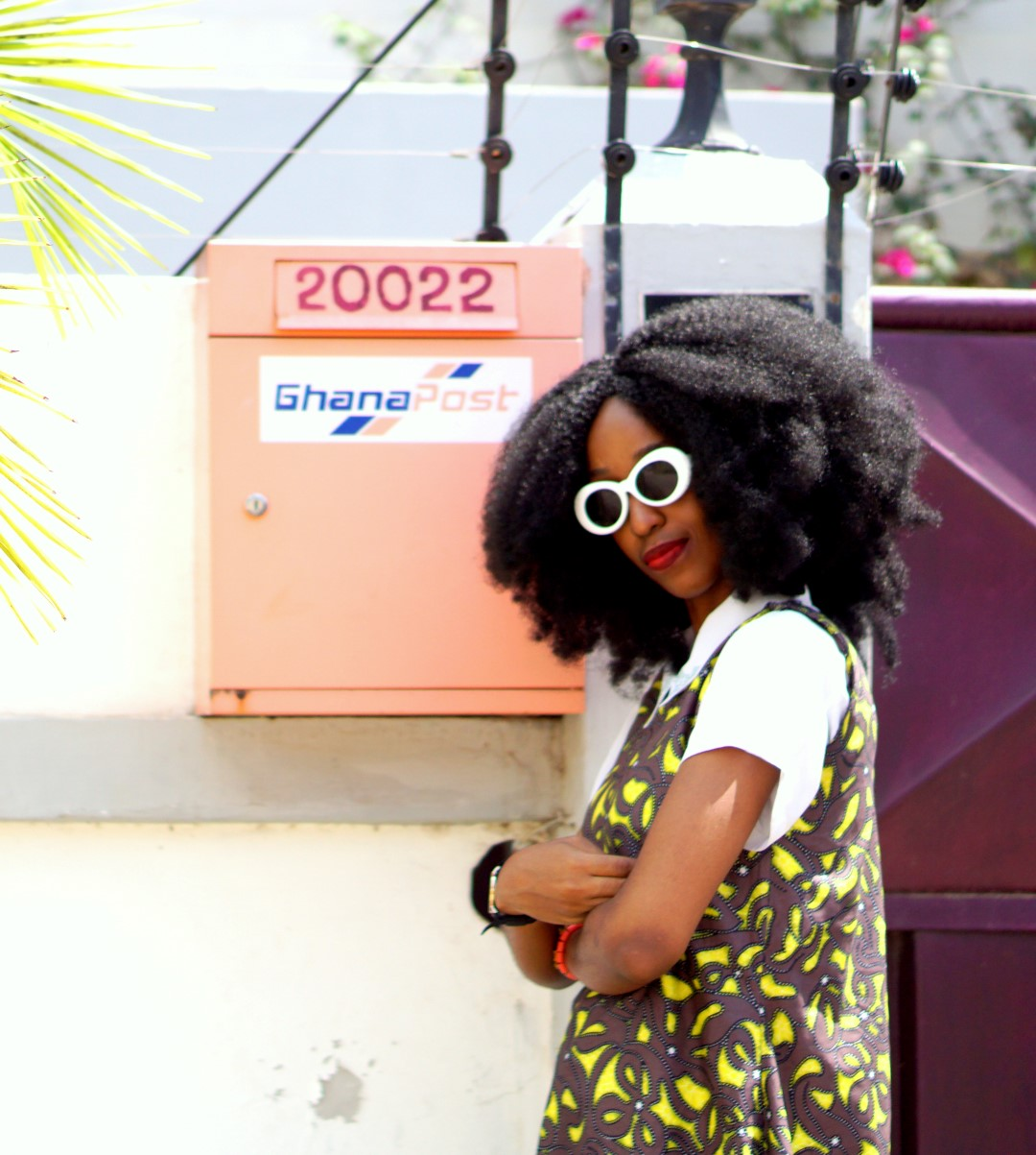 cassie daves at omanye lodge in accra