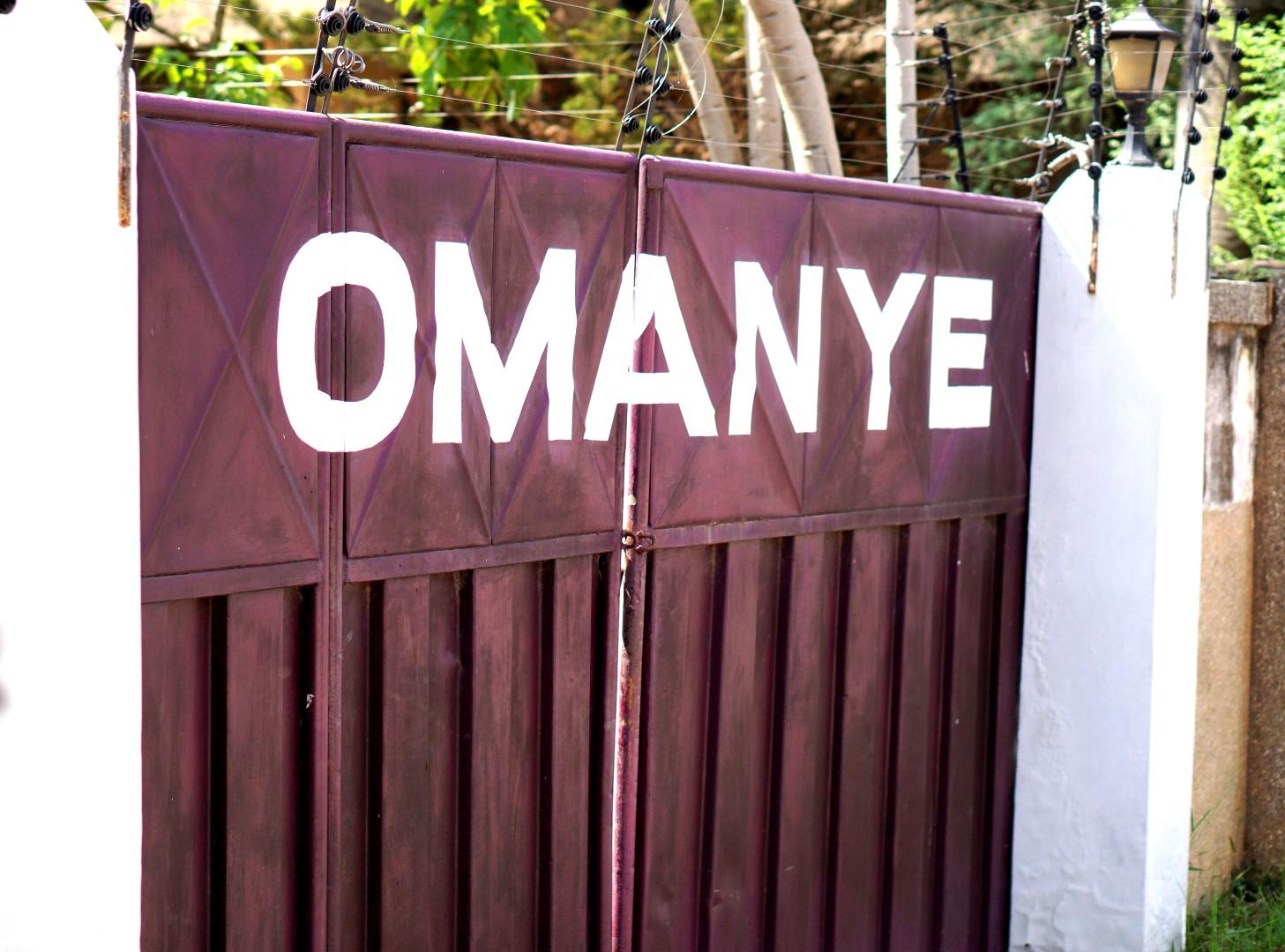 Omanye lodge in Accra