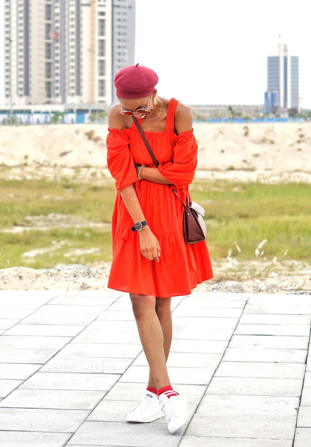 Cassie daves beret fashion trend 2017