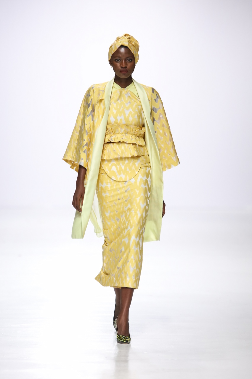 Grey Projects for Lagos fashion and design week - LFDW 2017