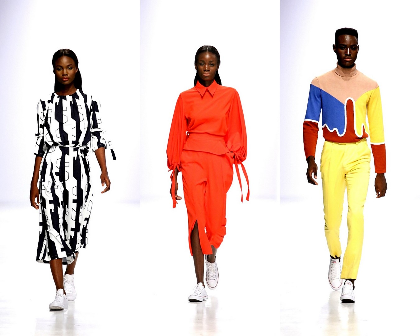 Rich Mnisi for LFDW 2017
