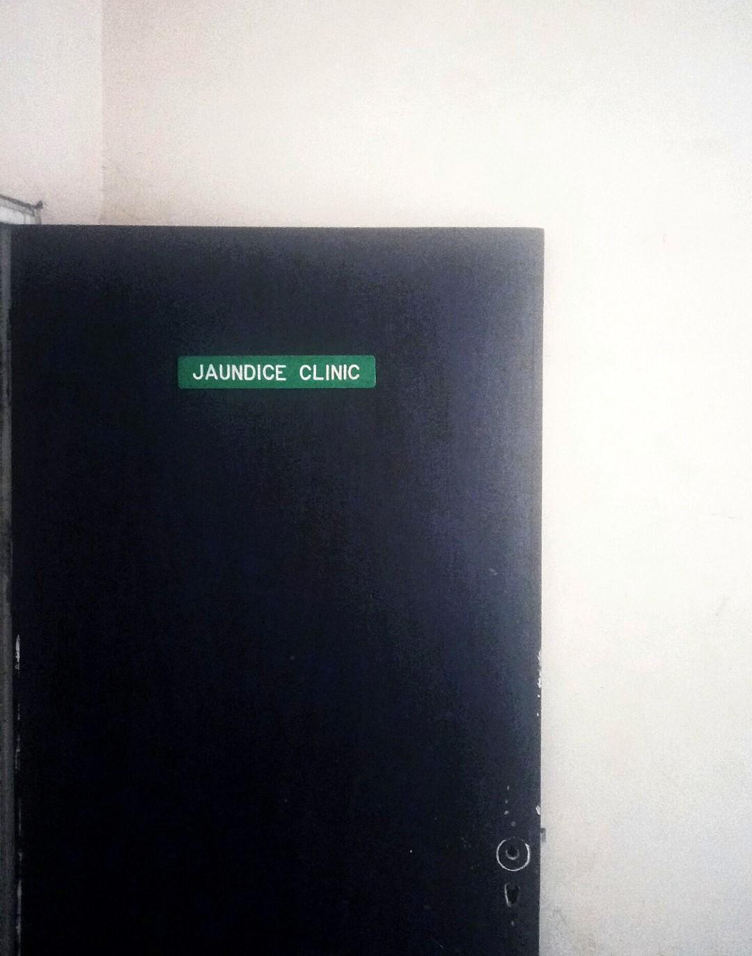 Jaundice clinic luth