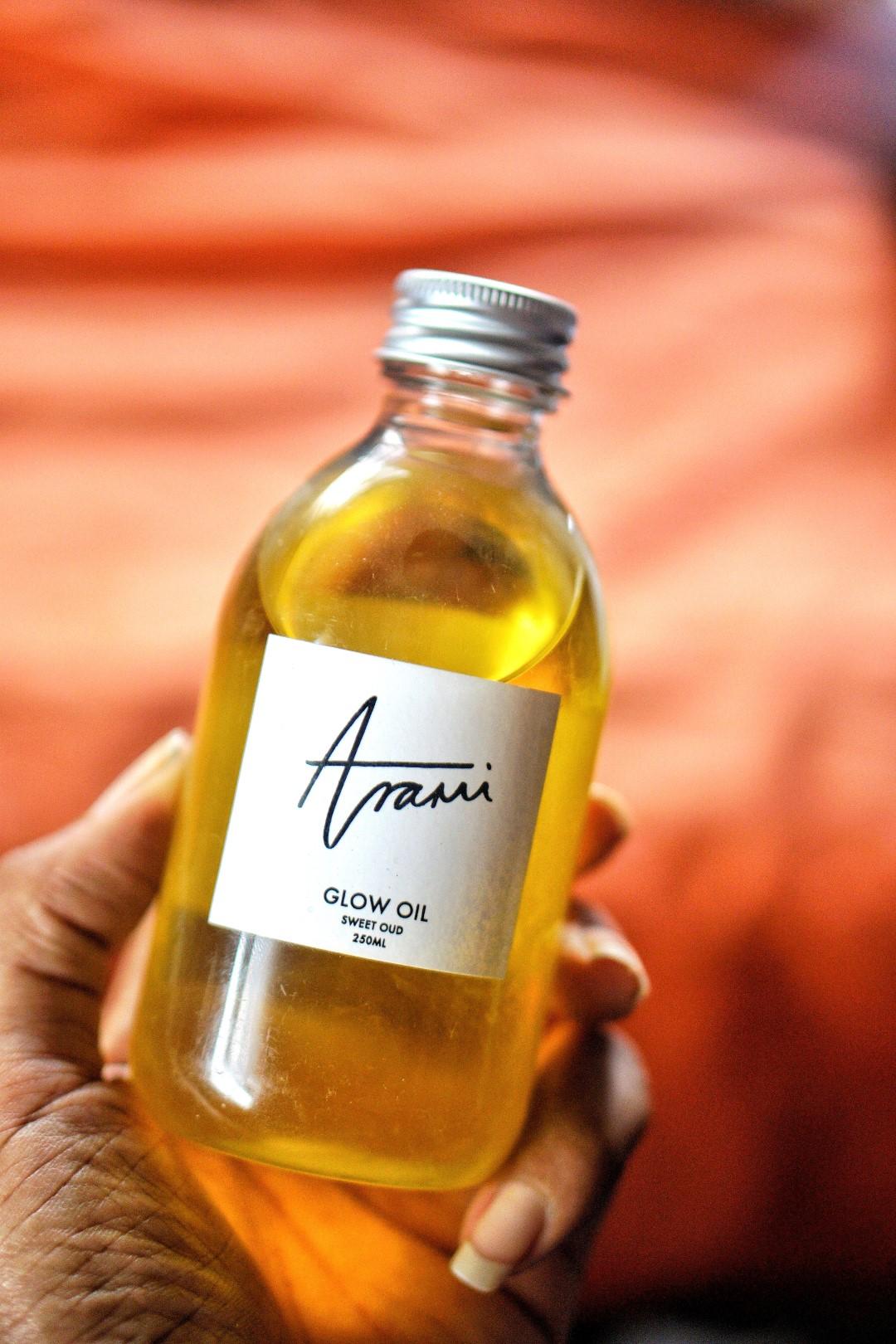 Arami glow oil