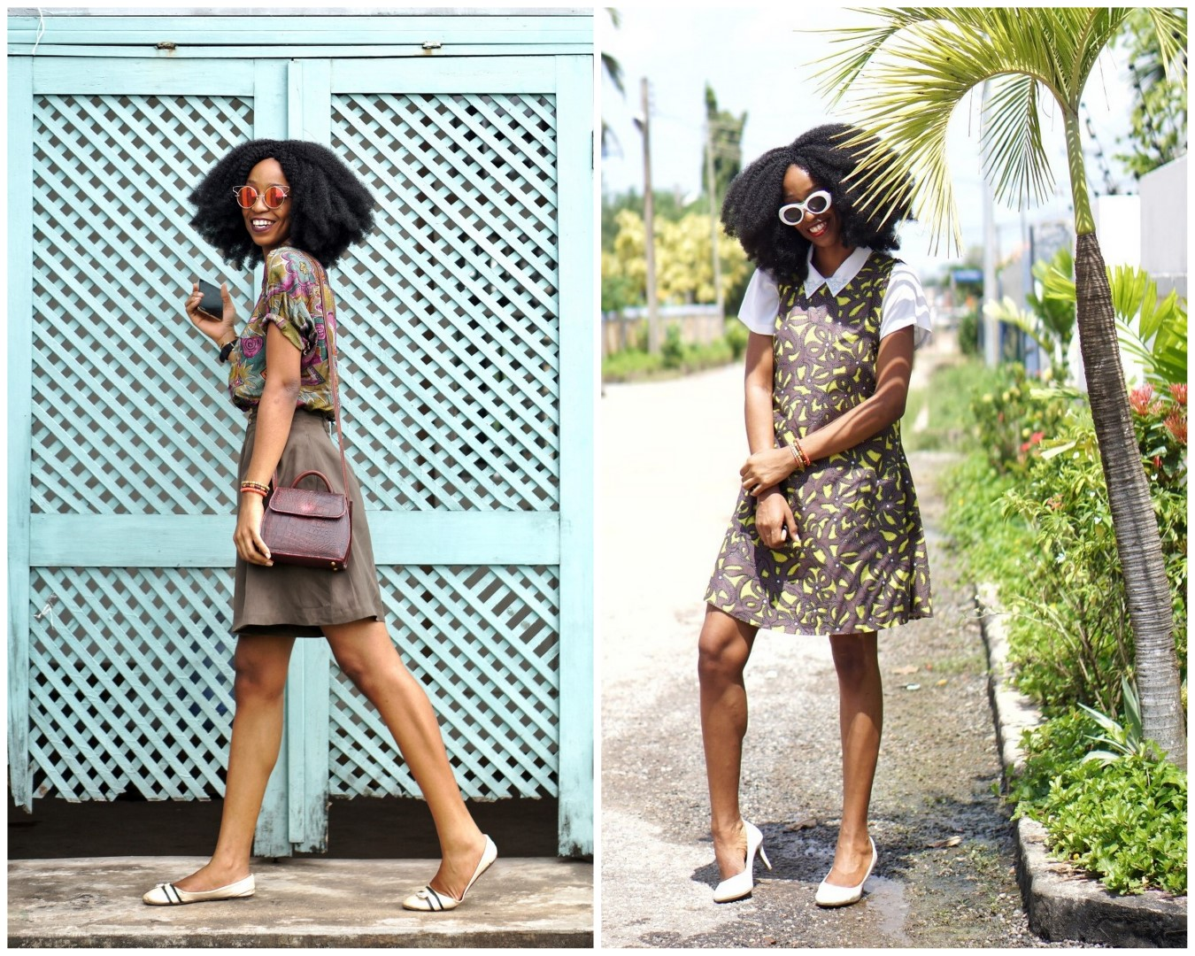 Nigerian style blogger Cassie daves 2017 favorite outfits