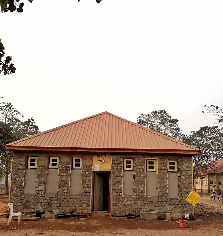 Hostel in nysc orientation camp Kogi state
