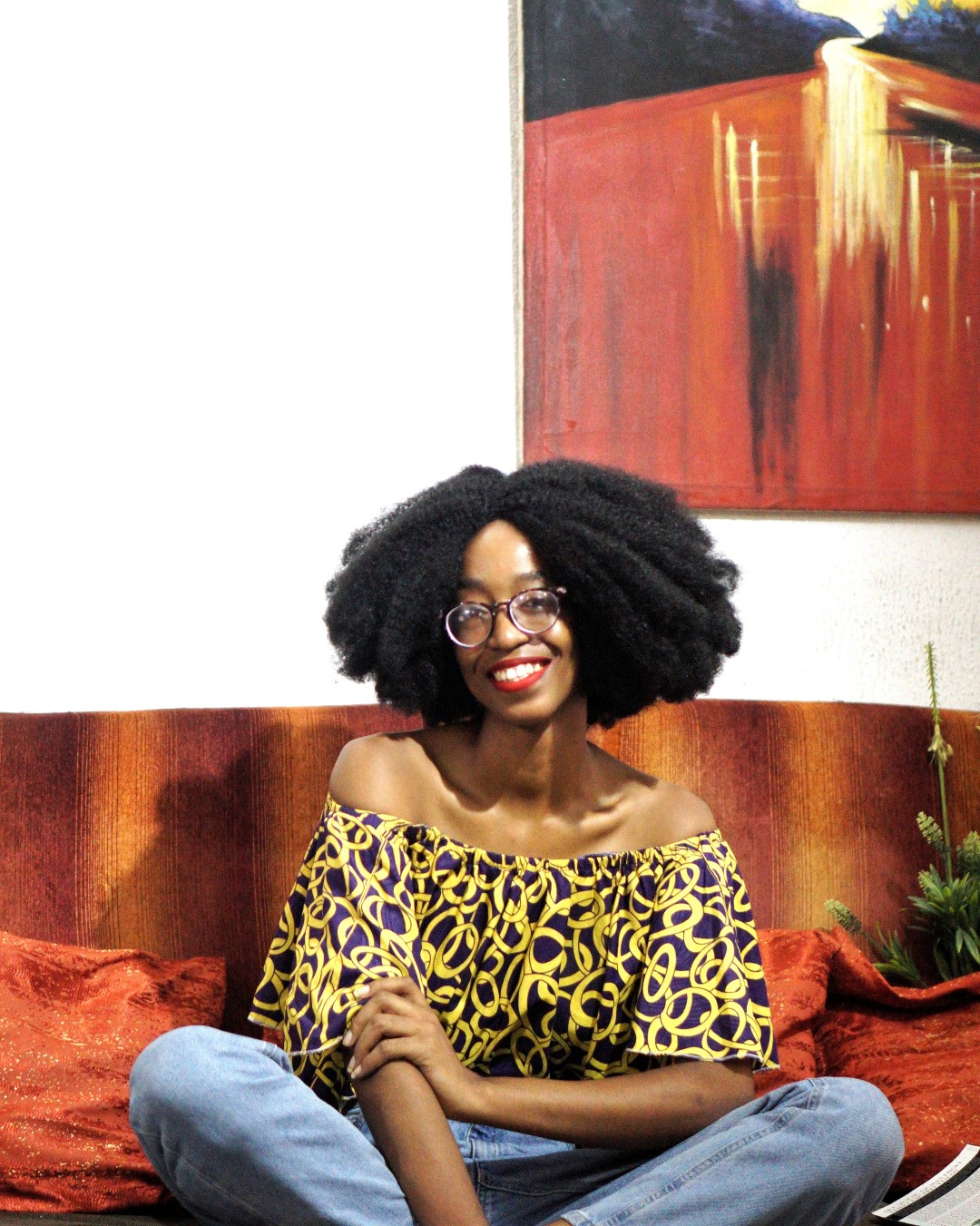 Blogger Cassie Daves on how to be alone and self love