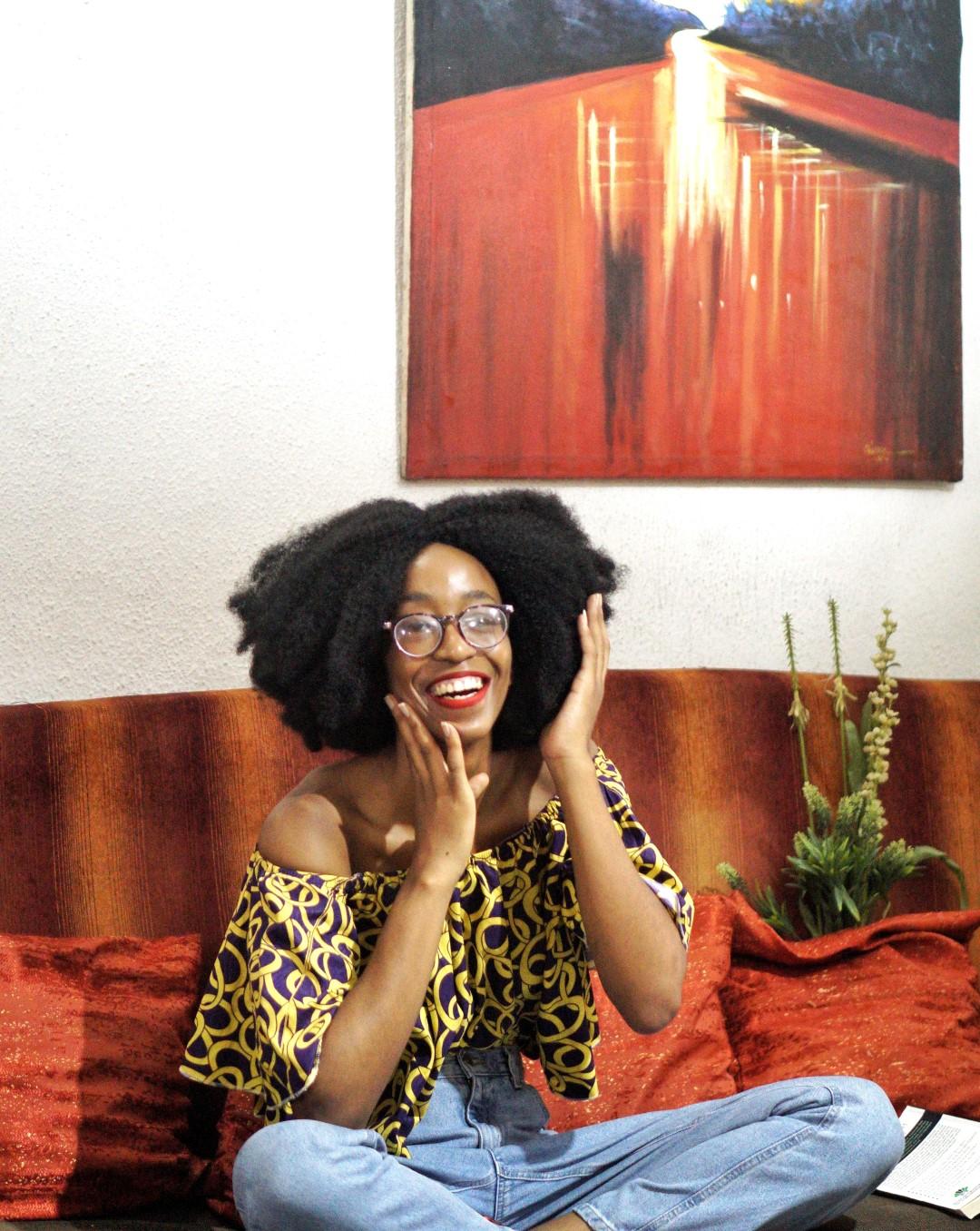 Nigerian fashion blogger cassie daves on love